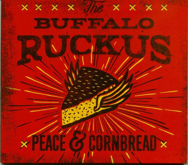Peace & Cornbread (CD)