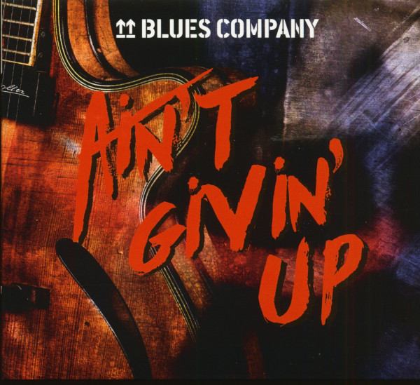 Ain't Givin' Up (CD)