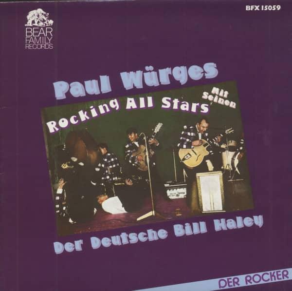 Der Deutsche Bill Haley (Vinyl)