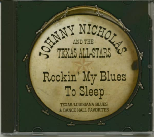 Rockin' My Blues To Sleep (CD)