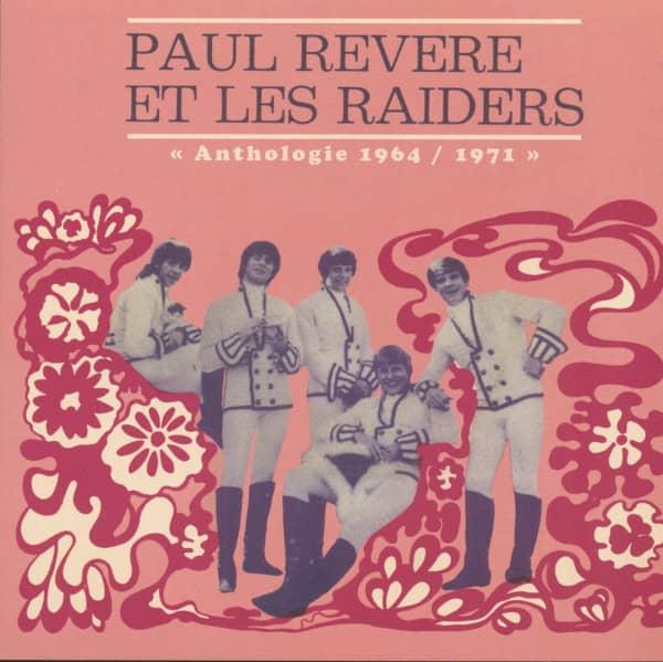 Anthologie 1964-1971 (CD)