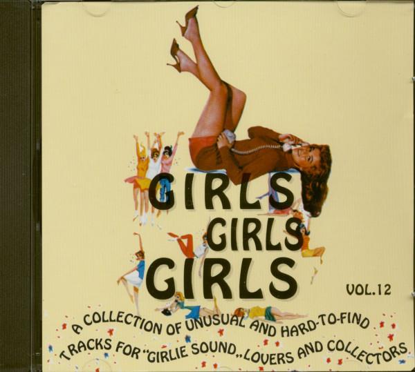 Girls, Girls, Girls Vol.12 (CD)