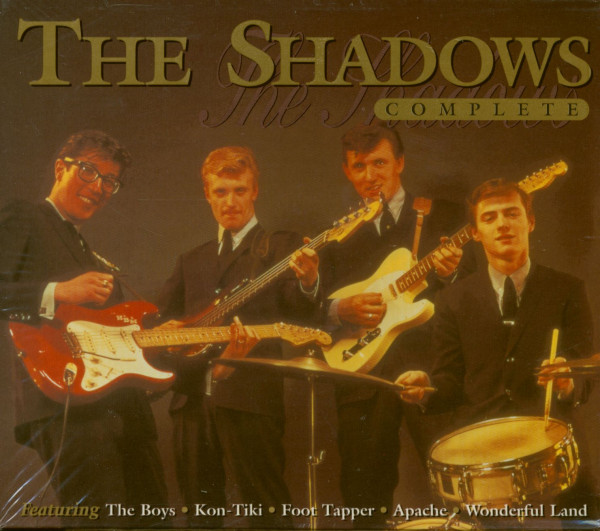 The Shadows Complete (5-CD)
