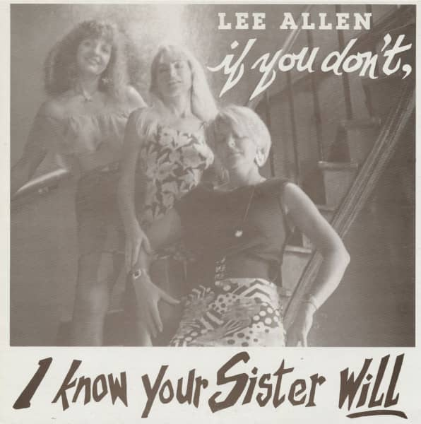 If You Don't, I Know Your Sister Will (LP)