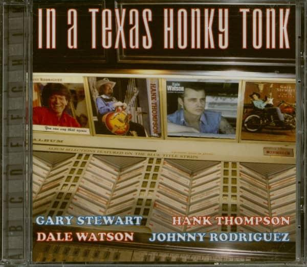 In A Texas Honky Tonk (CD)
