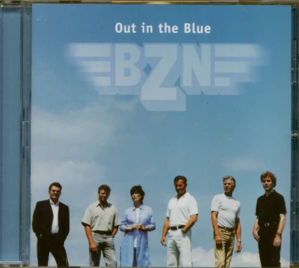 Out In The Blue (CD)