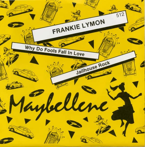 Why Do Fools Fall In Love - Jailhouse Rock (7inch, 45rpm)
