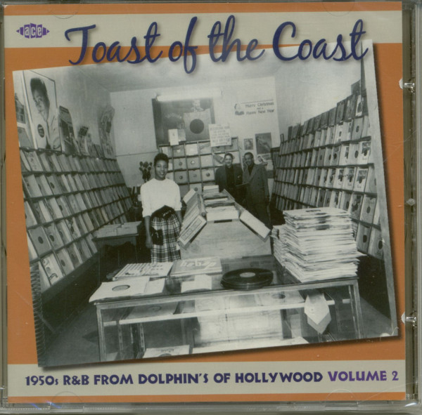 Toast Of The Coast - R&B From Dolphin's Of Hollywood Vol.2