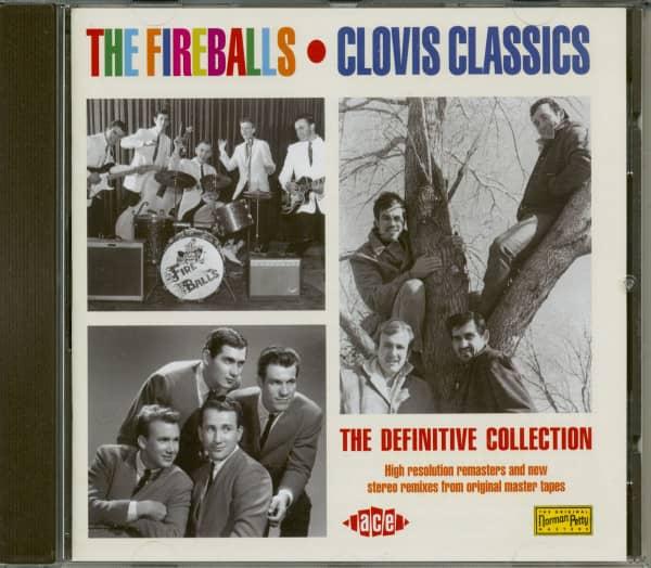 Clovis Classics - The Definitive Collection (CD)