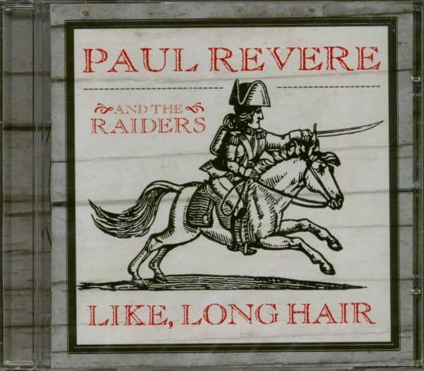 Like, Long Hair (CD)