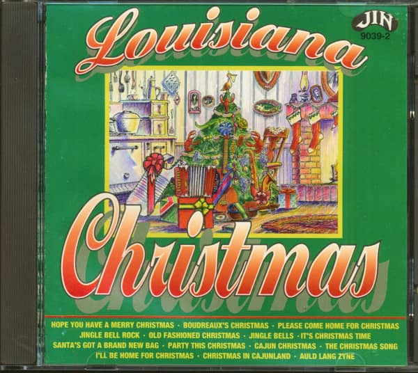Louisiana Christmas (CD)