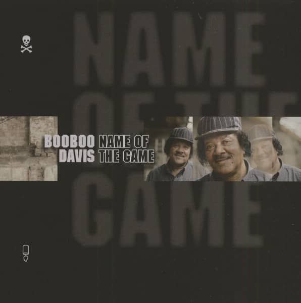 Name Of The Game (CD)
