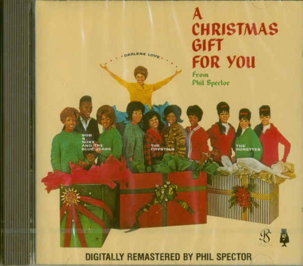 A Christmas Gift For You From Phil Spector (First Pressing, NL)