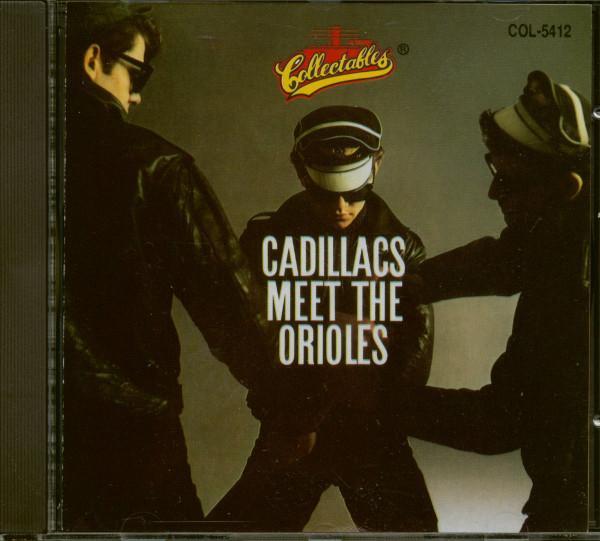 Cadillacs Meet Orioles