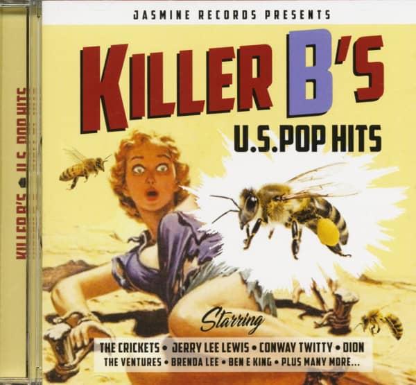 Killer B's - U.S. Pop Hits (CD)