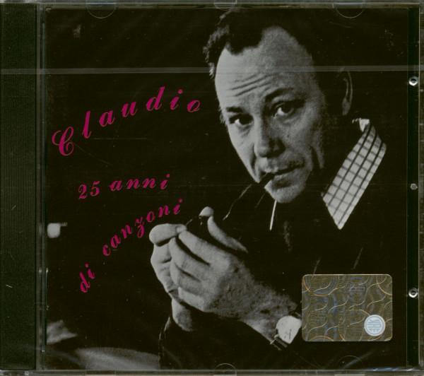 25 Anni Di Canzoni (CD)