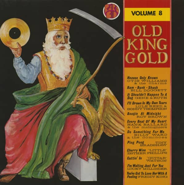 Old King Gold Vol.8 (LP)
