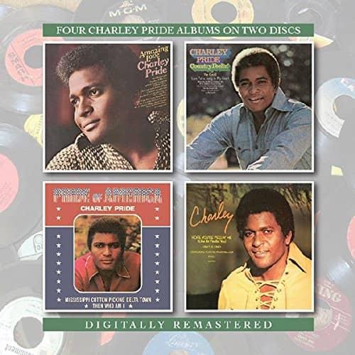 Amazing Love,Country Feelin,/Pride Of America,Charley (2-CD)