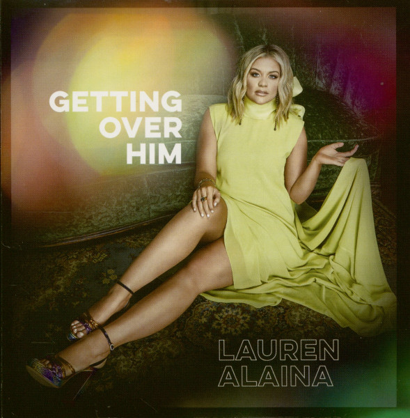 Getting Over Him (CD)