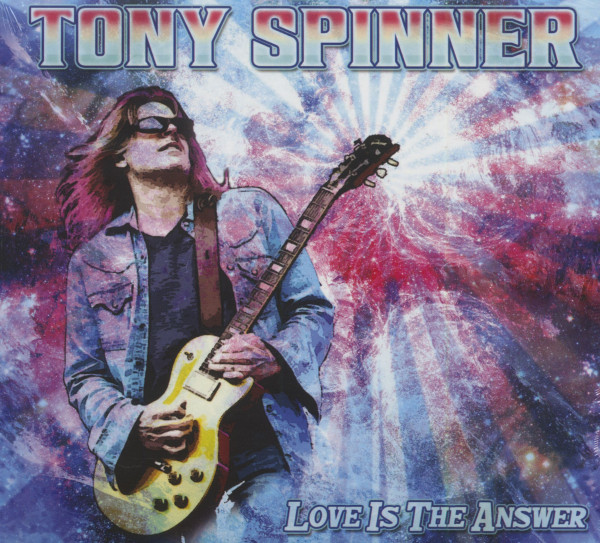 Love Is The Answer (CD)