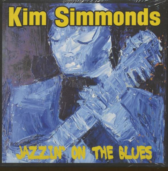 Jazzin' On The Blues (CD)