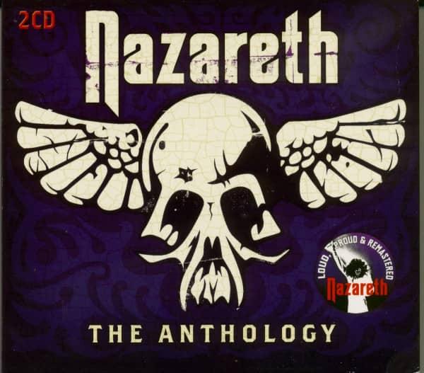 The Anthology (2-CD) US Digipac