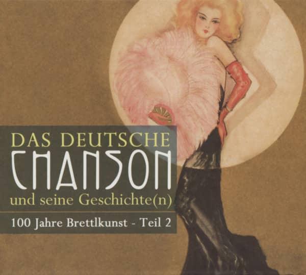 Das deutsche Chanson, Teil 2 (3-CD)