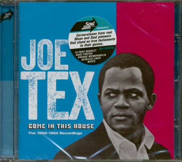 Come in This House - The 1955-1962 Recordings (CD)