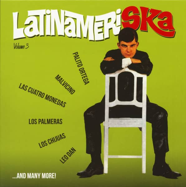 LatinameriSka, Vol.3 (LP)