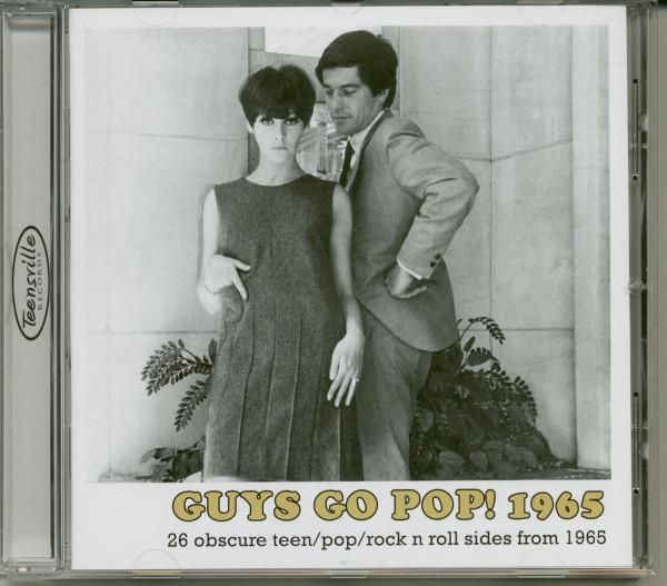 Guys Go Pop! 1965 (CD)