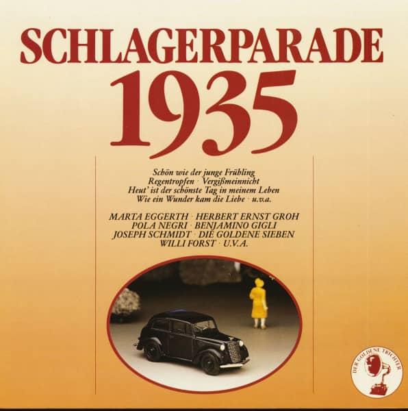 Schlagerparade 1935 (LP)