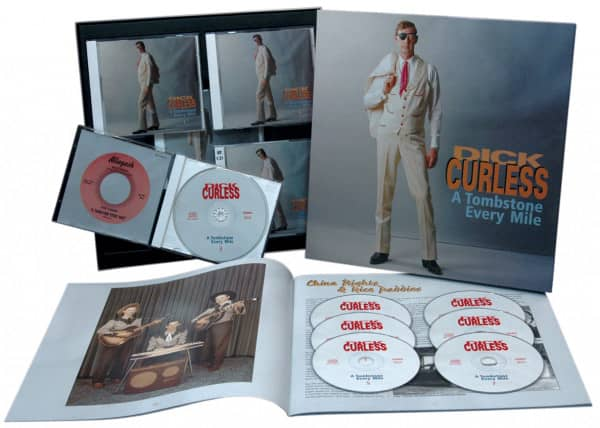 A Tombstone Every Mile (7-CD)
