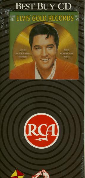 Elvis' Gold Records Vol.4 (CD)