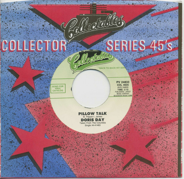 Pillow Talk - I'll Never Stop Loving You (7inch, 45rpm, BC, CS)