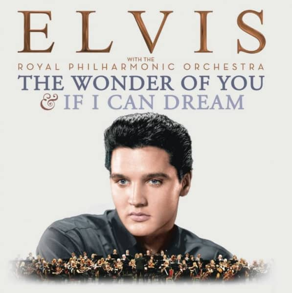 The Wonder Of You & If I Can Dream (2-CD)