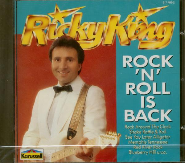 Rock 'N' Roll Is Back (CD)