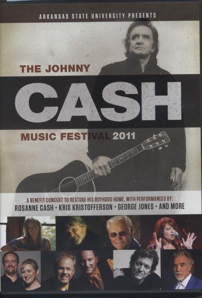 Johnny Cash Music Festival 2011 Arkansas