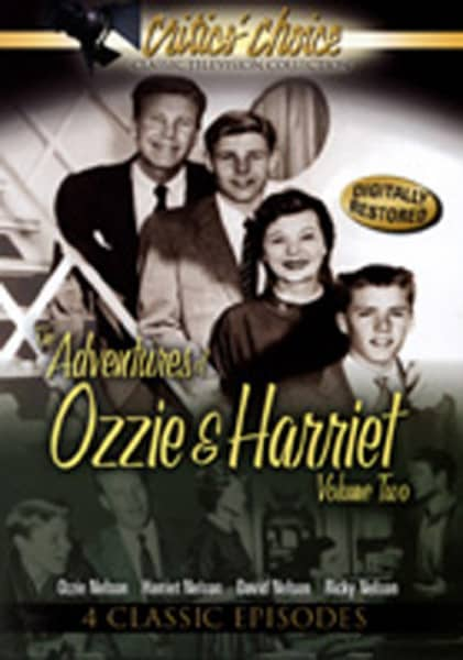 Vol.2, The Adventures Of Ozzie & Harriet (0)