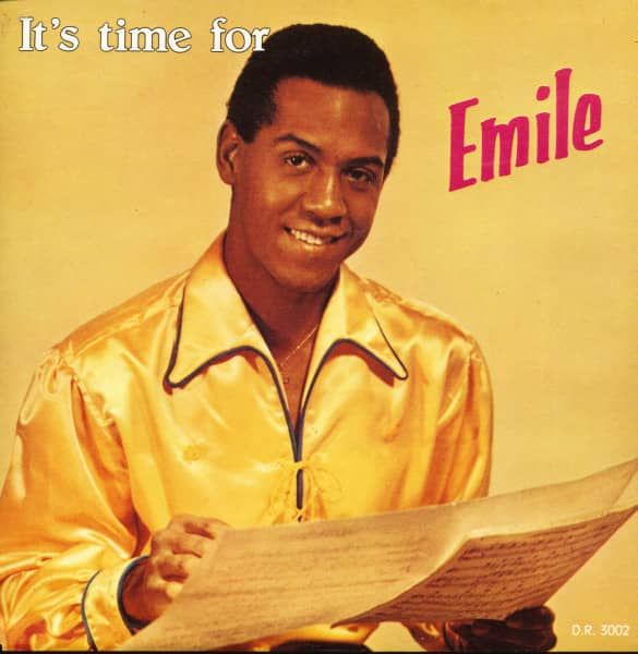 It's Time For Emil (7inch, EP, 45rpm, PS)