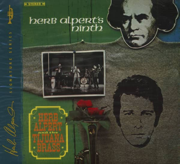 Herb Alpert's Ninth (1967) (CD)