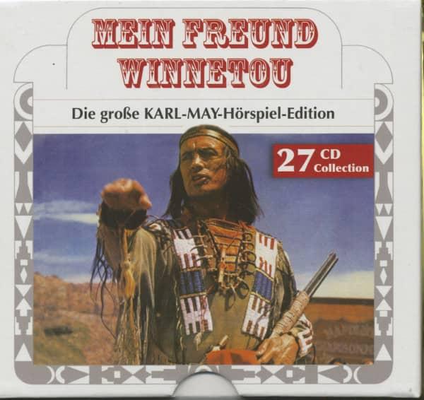 Karl May Hörspiel Edition (27-CD)