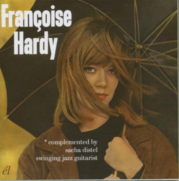 Francoise Hardy / Swinging Jazz Guitarist (3-CD)