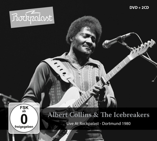 Live At Rockpalast - Dortmund 1980 (2-CD, 1-DVD)