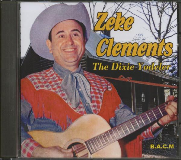 The Dixie Yodeler (CD)