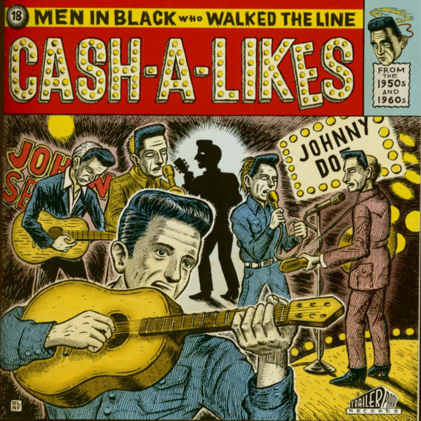 Cash-A-Likes (CD)