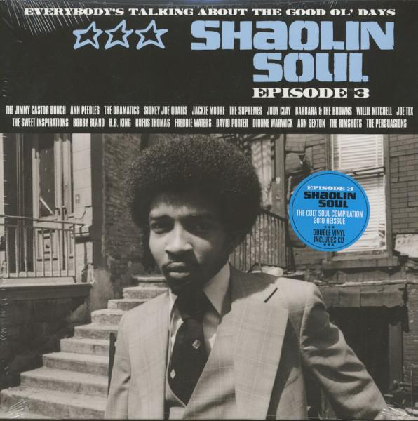 Shaolin Soul - Episode 3 (2-LP+CD)