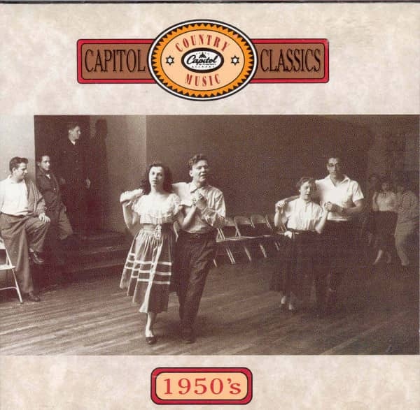 Capitol Country Music Classics - 1950's (CD)