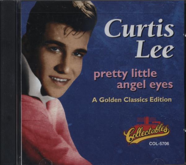 Pretty Little Angel Eyes (CD)