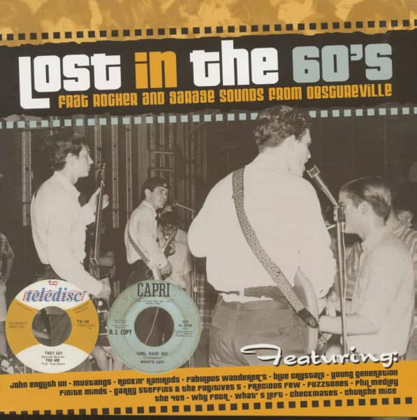 Lost In The 60s (LP)