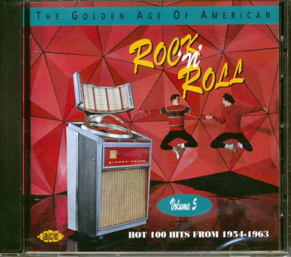 Vol.5, The Golden Age Of US Rock & Roll